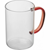 Szklany kubek 250 ml z logo (8234005)