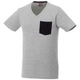 Slazenger Męski t-shirt z kieszonką Gully (33023960)