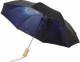 """AVENUE Składany parasol automatyczny 21"""" Clear-night (10909600)"""