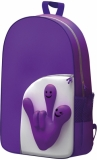 Plecak CrisMa Smile Hand z nadrukiem (6444512)
