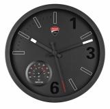 Zegar ścienny Baldinini z logo (HD6670)