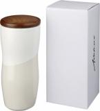 AVENUE Dwuwarstwowy kubek ceramiczny Reno o pojemności 370 ml (10059201)