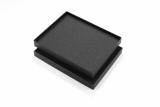 Pudełko upominkowe TILIA (indywidualny wykrojnik) czarny (02018Z)
