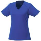 Elevate Damski t-shirt Amery z krótkim rękawem z dzianiny Cool Fit odprowadzającej wilgoć (39026440)