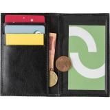 Etui na karty kredytowe, ochrona RFID (V9914-03)