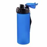 Bidon Whizzie 600 ml, niebieski z logo (R08253.04)