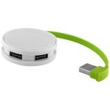 Okrągły hub USB (13419101)