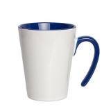 Kubek OPEN 270 ml biały / reflex blue