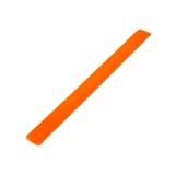 Opaska odblaskowa, pomarańczowy z nadrukiem (R17763.15)