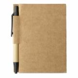 CARTOPAD Notes z recyklingu z logo (MO7626-03)