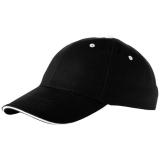 Elevate 6-panelowa czapka typu sandwich Brent (38656990)