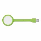 LUMIHUB Lampka LED i rozdzielacz USB z logo (MO8670-48)