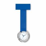 NURSTIME Analogowy zegar pielęgniarski z logo (MO7662-04)