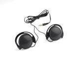 Słuchawki CLIP czarne (09043-02)