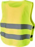 Kamizelka bezpieczeństwa Marie z zapięciem na rzepy dla dzieci w wieku 7-12 lat (12202300)