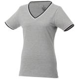 Elevate Damski t-shirt pique Elbert (38027965)
