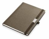 Notes CANVAS brązowy, 74 kartki (38009-09)