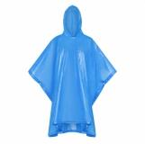 Peleryna przeciwdeszczowa Rainready, niebieski z logo (R74037.04)