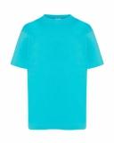 T-shirt dla dzieci 150 TURQUOISE (TSRK 150 TU)