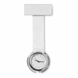 NURSTIME Analogowy zegar pielęgniarski z logo (MO7662-06)