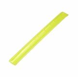 Opaska odblaskowa 30 cm, żółty  (R17763.05)