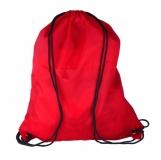 Plecak promocyjny, czerwony z nadrukiem (R08695.08)