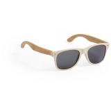 Bambusowe okulary przeciwsłoneczne (V8072-00)