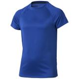 Elevate Dziecięcy T-shirt Niagara z krótkim rękawem z tkaniny Cool Fit odprowadzającej wilgoć (39012445)