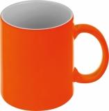Kubek ceramiczny - neon z logo (8017210)