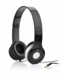 Słuchawki czarne (09045-02)