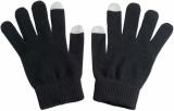 Rękawiczki do obsługi smartfonów z logo (9876503)