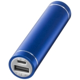Aluminiowy akumulator powerbank Bolt 2200 mAh (12356701)