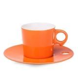 Filiżanka FANTASY SET 150 ml pomarańczowy / Royal White (C218_DA_B0150_0)