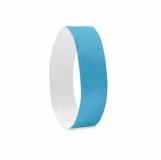 TYVEK# Opaska na rękę Tyvek® z logo (MO8942-12)