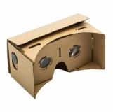 Gogle do wirtualnej rzeczywistości Specter, beżowy z logo (R50172.13)