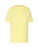 T-shirt dla dzieci 150 LIGHT YELLOW (TSRK 150 LY)