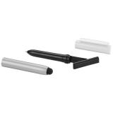Długopis ze stylusem i czyścikiem do ekranów Robo (12358305)