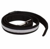Smycz dla psa Step By Step, czarny z logo (R73622.02)