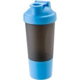 Butelka sportowa 500 ml, shaker (V9469-23)
