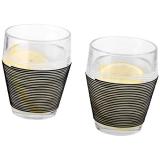 Design House Stockholm Zestaw dwóch szklanek termoizolacyjnych Timo  (11270300)