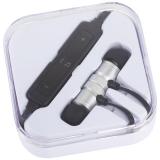 Avenue Metalowe słuchawki douszne Bluetooth® Martell Magnetic z futerałem (10830901)