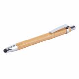 Zestaw piśmienniczy Aveno, brązowy z logo (R73436.10)