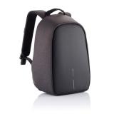 """Bobby Hero Small plecak na laptopa do 13,3"""" i tablet 12,9"""", chroniący przed kieszonkowcami, wykonany z RPET (V0996-03)"""