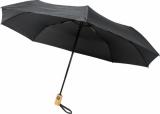 AVENUE Składany, automatycznie otwierany/zamykany parasol Bo 21? wykonany z plastiku PET z recyklingu (10914301)