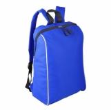 Plecak Houston, niebieski z logo (R08632.04)