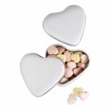 LOVEMINT Cukierki w pudełku, serce z logo (MO7234-06)