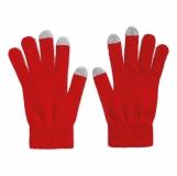 TACTO Rękawiczki do smartfonów z nadrukiem (MO7947-05)