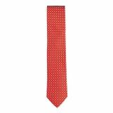 Krawat Baldinini z logo (HB7714B)