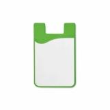 SUBLICARD Etui na karty kredytowe z logo (MO9073-48)