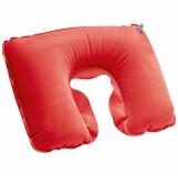 Dmuchana poduszka podróżna z logo (6312505)